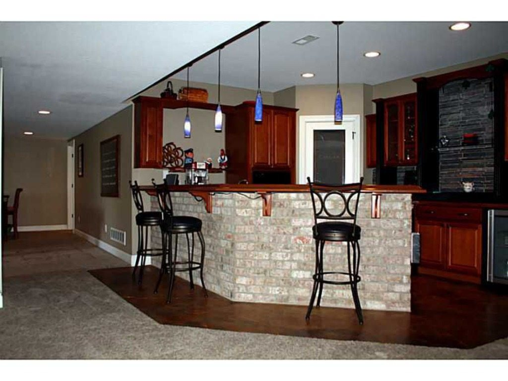 Gorgeous three story house with walk-out basement at Geist ...