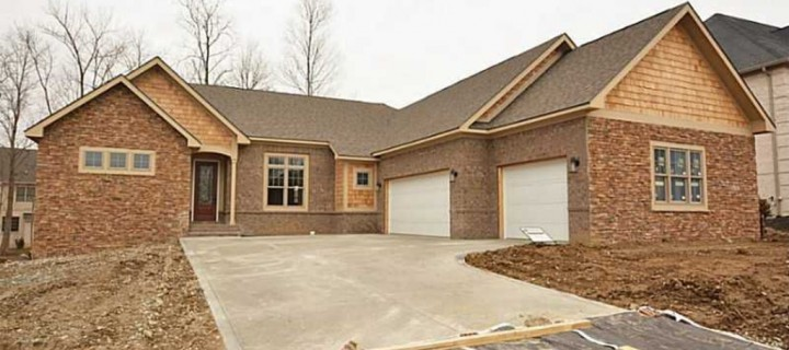 Custom Ranch with Walk-out Basement in Geist!
